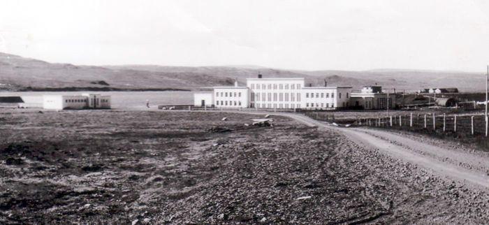 Reykjaskóli 1957