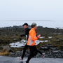 Marathon svart orange
