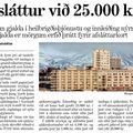 Moggi 090108 Hækkun heilbrigðisþjónustu