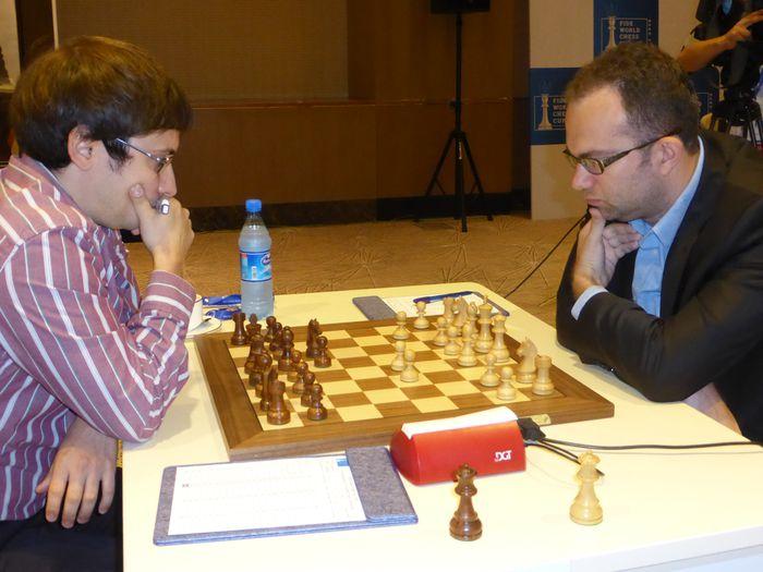 Jakovenko og Eljanov
