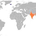 Iceland India Locator