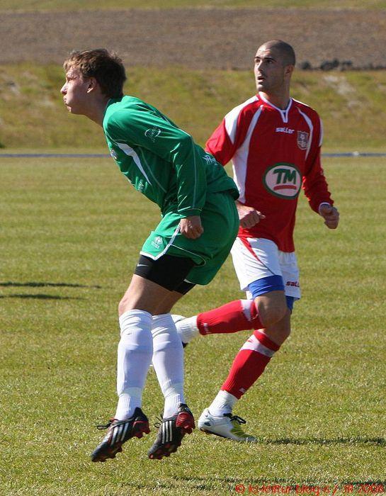 Njarðvík   KS Leiftur (19)