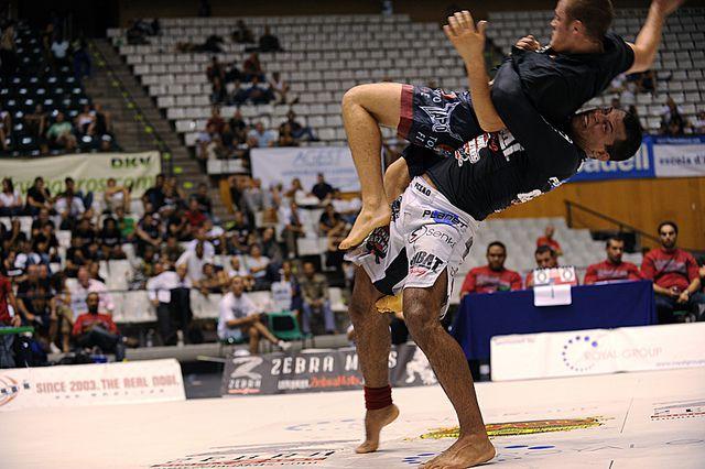 Gunnar Nelson vs Vinicius Magalhães
