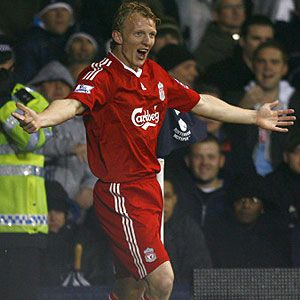 Dirk Kuyt Liverpool T