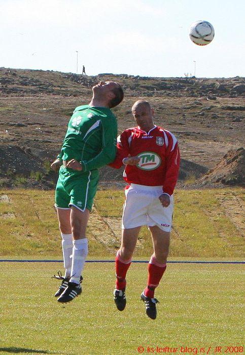 Njarðvík   KS Leiftur (46)