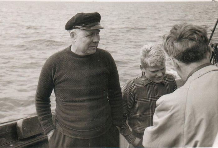 Sighvatur og Jón í Ási