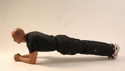 front-plank-exercise