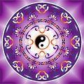 yin yang mandala thumb