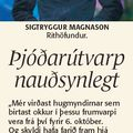 Fbl 081212 RÚV Sigrtyggur Magnason