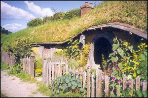 new hobbit house