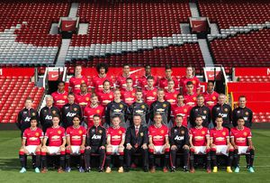 manchester united 2014 - 2015.