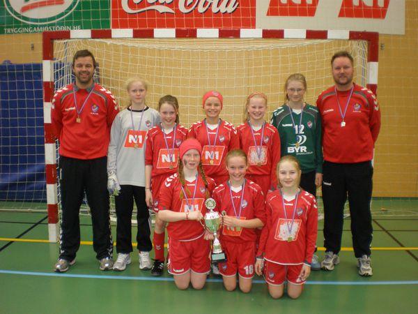 2012 Futsal Íslm. 5 fl kvk Mynd1