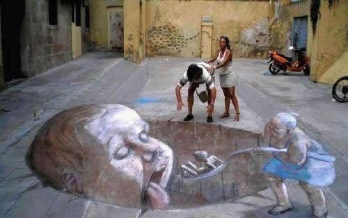 Graffiti Illusions 17