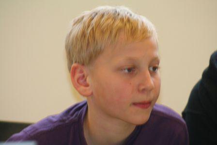 Skólaskákmót Ak. Yngri flokkur 2011 092