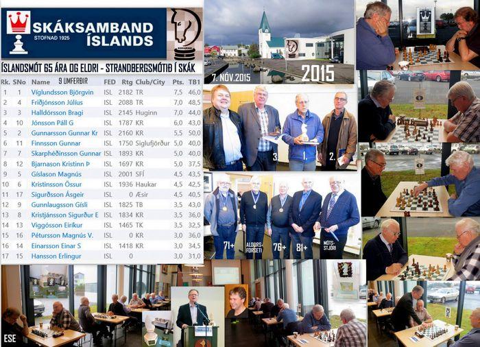 ÍSLM. 65 ára og eldri 2015   ESE 025