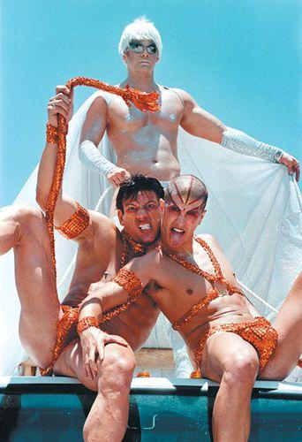 Hommar á Gay-Pride