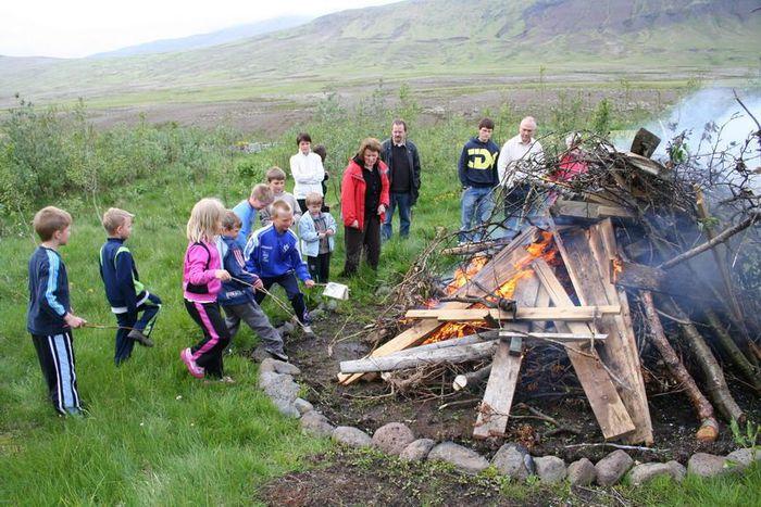 Brennuvargar í Ráðleysu