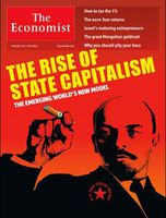 The Rise of State Capitalism - Nýr Lenín - The Economist-Jan-2012