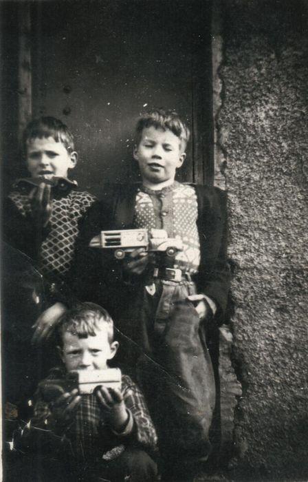 Steini, Gummi og Einar
