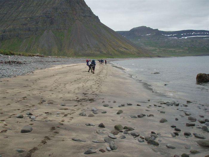 Hlöðuvík og Álfsfell