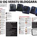 DV 090911 Bestu verstu bloggararnir