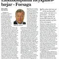 Landakaup Reykjanesbæjar - Forsaga - Júlíus Jónsson
