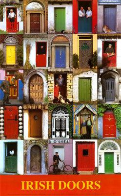 IRE1~Irish-Doors-Posters