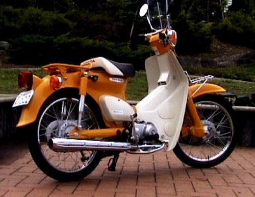 Honda Super Cub 2004