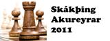 Skákþing Akureyrar 2011