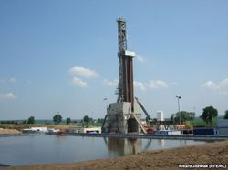 Poland_first shale-gas-well_Lebien