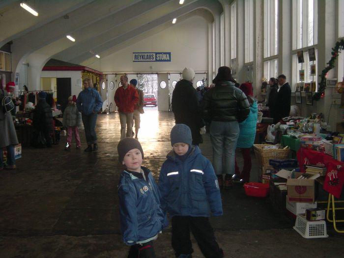 Jólamarkaður í Baldursheimi 2004