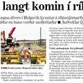 Moggi 081229 Helguvík langt komin