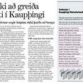 Moggi 081104 Þurfa ekki að greiða Kaupþing