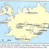 galciers in iceland fyrir 2500 year