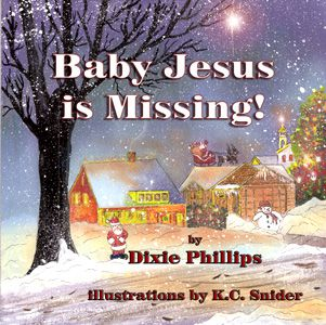 baby jesus if missing