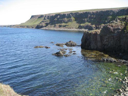 Sæluvík við Bjarg Bakkafirði