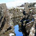 Þingvellir fallegt land sem við eigum