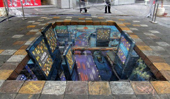 Graffiti Illusions 70