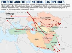Gas-Pipelins-Central-Asia-Map