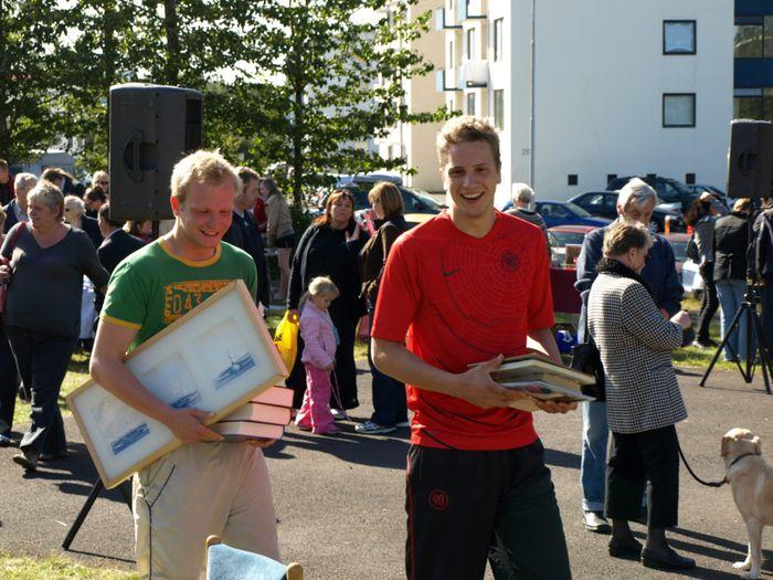 Útimarkaður 2009 31