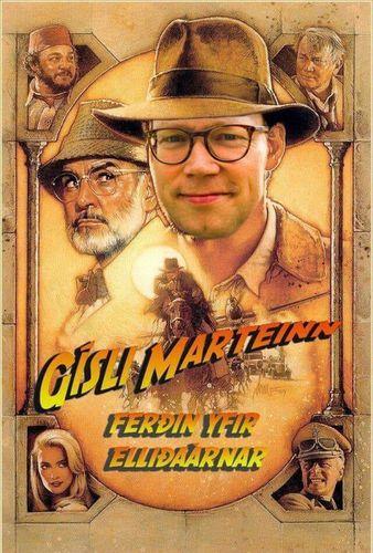GÍSLI MARTEINN