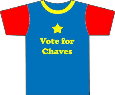 Vote for Chaves