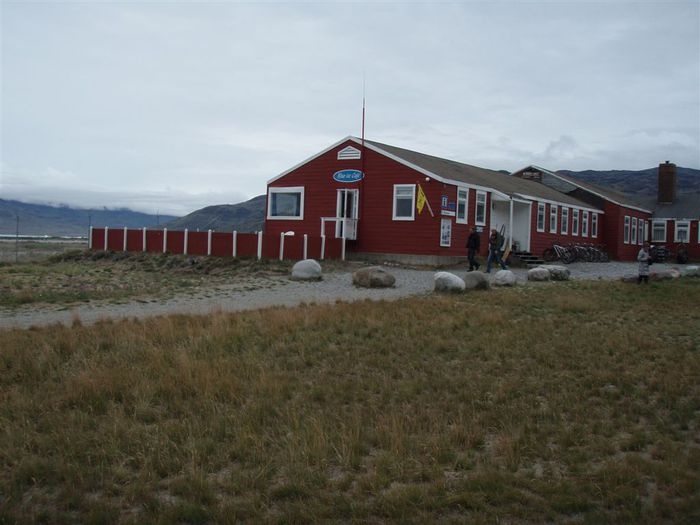 Cafe Blue Ice í Narsarsuaq