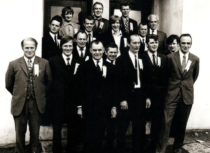 Sjómannadagsráð Vestmannaeyja 1972-1974
