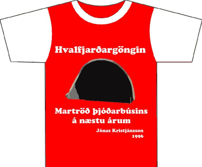 Hvalfjarðargöngin eru martröð