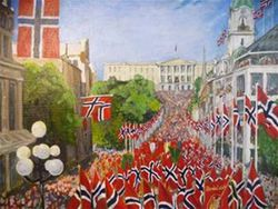 Norway-national-day