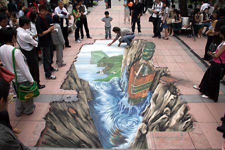 Graffiti Illusions 10