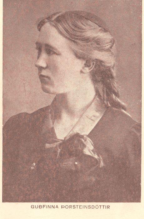 Guðfinna Þorsteinsdóttir