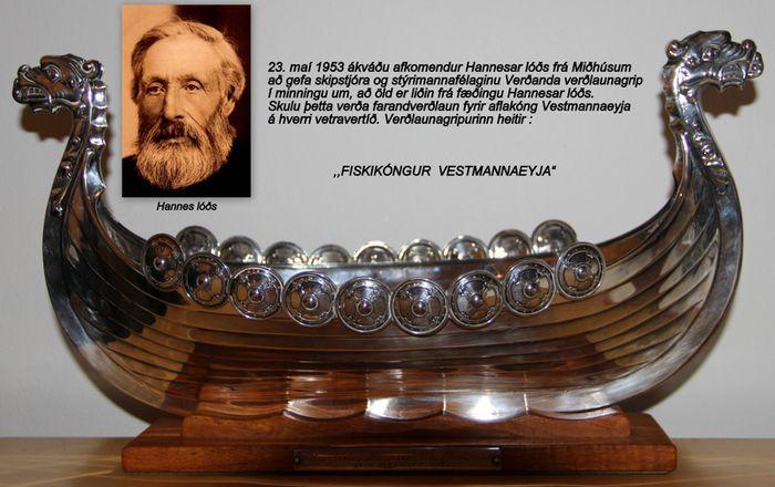 Fiskikóngur Vestmannaeyja