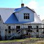 Gamla skolahusið a Borðeyri
